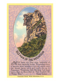 Old Man of the Mountain  Quote  New Hampshire