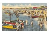 Boat Racing  Wrightsville Beach  North Carolina