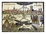 Plague Of London  1665