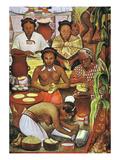 Rivera: Grinding Corn