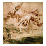 Rubens:Fall Of Icarus 1637