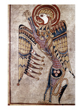 Book Of Kells: Saint Mark