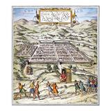 Peru: Cuzco  1572