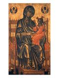 Madonna Icon  13Th Century