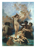 Bouguereau: Birth Of Venus