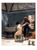 Gerome: The Bath  1880