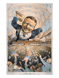 Presidential Campaign  1904