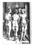 Durer: Four Witches  1497