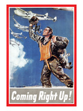 World War Ii: US Poster