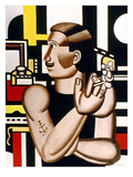 Leger: Mechanic  1920