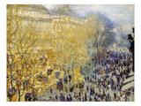 Monet: Carnival  1873