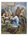 Dor: Jesus Healing Sick