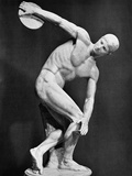 The Discobolus  450BC