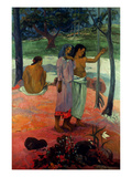 Gauguin: Call  1902