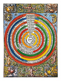Ptolemaic Universe  1537