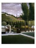 Rousseau: House  C1900