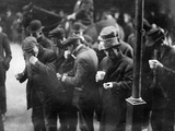 New York: Bread Line  1915