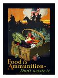 World War I: US Poster