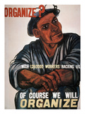 Labor: Poster  1930S