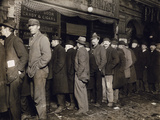 New York: Bread Line  1907