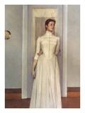 Khnopff: Sister  1887