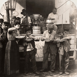 Spaghetti Vendor  C1908