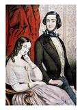 Lovers Quarrel  1846