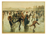 Ice Skating  C1886