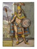 Montezuma Ii (1480-1520)