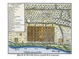 New Orleans  1718-20