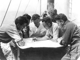 Richard Evelyn Byrd (1888-1957) Outlining His Course While Voyaging To The Antarctic  1928