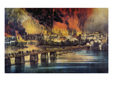 Fall Of Richmond  1865