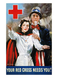 World War Ii: Red Cross