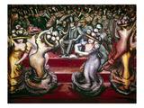 Siqueiros: Mural  1950S