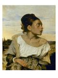 Delacroix: Orphan  1824