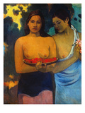 Gauguin: Two Women  1899