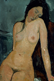 Modigliani: Nude  C1917