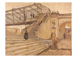 Van Gogh: Bridge  1888