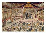 Japan: Kabuki Theater