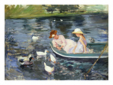 Cassatt: Summertime  1894