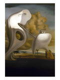 Dali: Angelus  1933