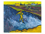 Van Gogh: The Sower  C1888