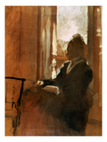 Degas:Woman At Window