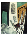 Chirico: Arch  1914
