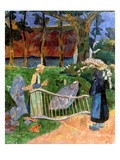 Serusier: Barriere  1889