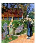 Serusier: Barriere  1889