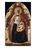 St Anne  Madonna & Child