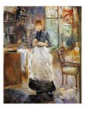 Morisot: Dining Room  1886