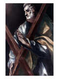 El Greco: St Andrew