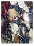 Leger: The Smokers  1912